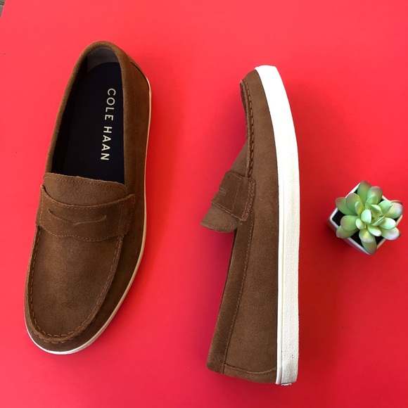 Cole Haan Hyannis Penny Loafer Ii Size